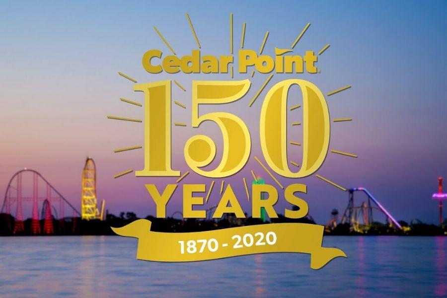 cedar point 150 aniversario